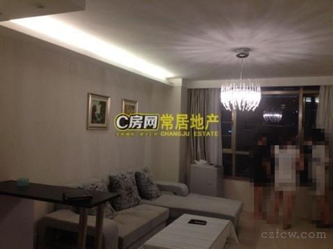 3室2厅1厨2卫1阳台110平米基本家电